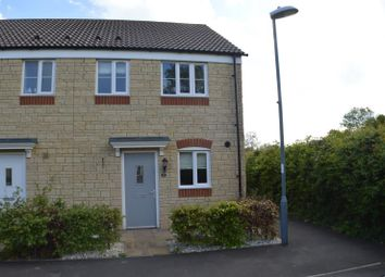 Thumbnail 2 bed terraced house to rent in Tanner Close, Westfield