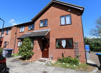 Thumbnail 3 bedroom semi-detached house for sale in Harwood Close, North Wembley