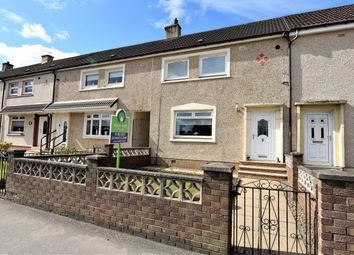 Thumbnail 2 bed terraced house for sale in Nobles View, Bellshill