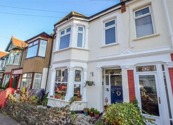 Thumbnail 2 bed flat for sale in Tintern Avenue, Westcliff-On-Sea, Essex