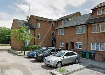 Thumbnail 1 bed flat for sale in Wilson Close, Wembley, Middlesex