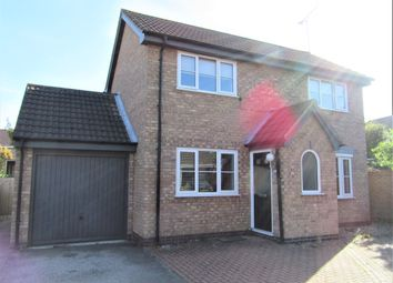 Thumbnail 3 bed detached house to rent in Bloomfield Way, Carlton Colville, Lowestoft