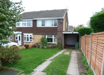 Thumbnail 3 bed property for sale in Holme Rise, Penkridge, Stafford