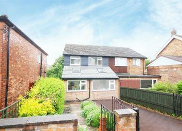 Thumbnail 3 bed semi-detached house for sale in Kent Road, Mapperley, Nottingham