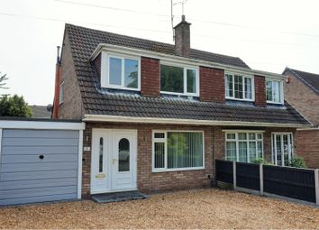 Thumbnail 3 bed semi-detached house for sale in Tavistock Avenue, Stafford