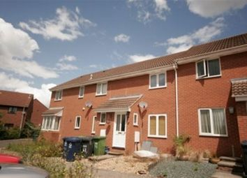 Thumbnail 2 bed terraced house to rent in Tamar Close, St. Ives, Huntingdon