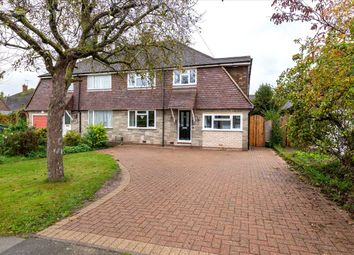 Thumbnail 4 bed semi-detached house for sale in Homewood Avenue, Sittingbourne