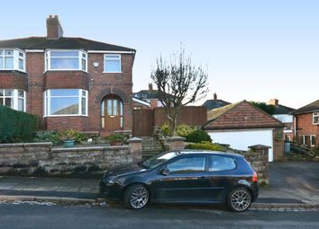 Thumbnail 3 bed semi-detached house for sale in Harcourt Avenue, Meir