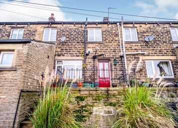Thumbnail 2 bedroom terraced house for sale in Greenhill Bank Road, New Mill, Holmfirth