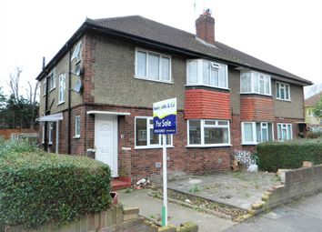 Thumbnail 2 bed flat for sale in Dockwell Close, Feltham, Middlesex