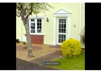 Thumbnail 2 bed terraced house to rent in Manor Close, Braunton