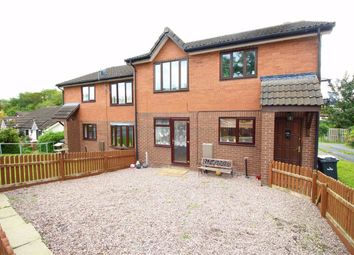 Thumbnail 2 bed flat for sale in 12, Little Henfaes Drive, Welshpool, Powys