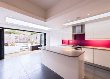 Thumbnail 3 bed terraced house to rent in Quick Road, Chiswick, London