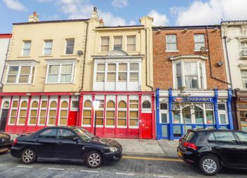 Thumbnail 1 bedroom studio for sale in Church Street, Hartlepool
