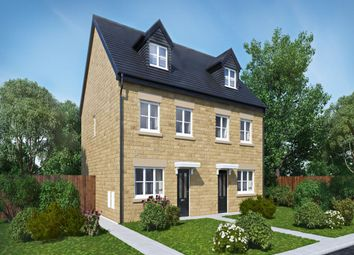 Thumbnail 4 bed semi-detached house for sale in Allerton Road, Bradford
