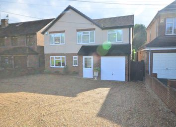 Thumbnail 5 bed detached house to rent in Bush Road, Cuxton, Rochester