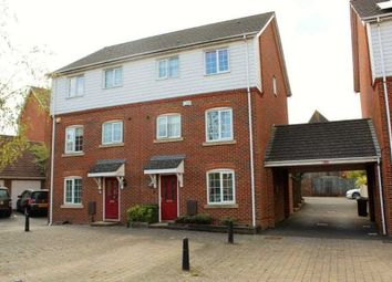Thumbnail 4 bed town house for sale in Imperial Way, Ashford