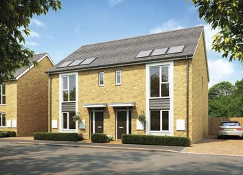 Thumbnail 3 bed semi-detached house for sale in The Vickers, St. Andrew's Park, Uxbridge