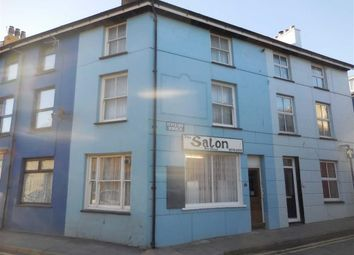 Thumbnail 2 bed terraced house for sale in George Street, Aberystwyth, Ceredigion