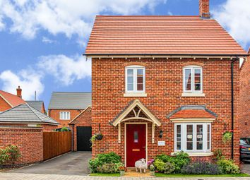 Thumbnail 4 bed detached house for sale in Boonton Meadows Way, Queniborough, Leicester