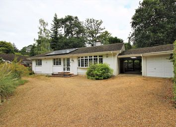 3 bed detached bungalow for sale in Frensham Vale, Lower Bourne, Farnham GU10