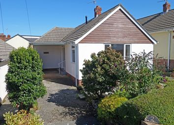Thumbnail 2 bed detached bungalow for sale in Manwell Road, Swanage