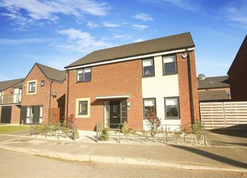 Thumbnail 4 bed detached house for sale in Birchwood Chase, Great Park, Newcastle Upon Tyne