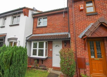 Thumbnail 2 bed terraced house to rent in Maytree Close, Oakwood, Derby