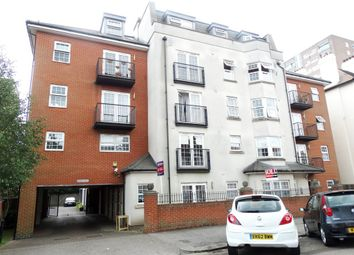 Thumbnail 2 bed flat for sale in Regents Court, Alexandra Road, Southend On Sea