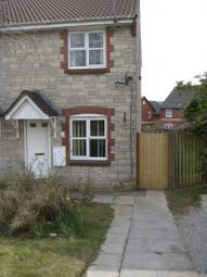Thumbnail 2 bed semi-detached house to rent in 17 Carn Celyn, Pontypridd