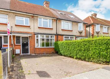 Thumbnail 3 bed terraced house for sale in Congreve Road, Broadwater, Worthing