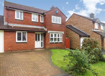 4 bed detached house for sale in Barton Close, Plympton, Plymouth PL7