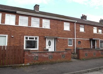 Thumbnail 3 bedroom terraced house for sale in Parkmount Parade, Belfast