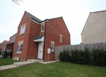 Thumbnail 3 bed detached house for sale in Kensington Way, Newfield, Chester-Le-Street