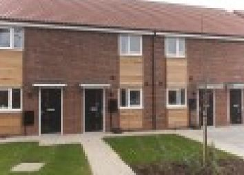 Thumbnail 2 bed terraced house to rent in Turner Close, Huntington Road, York