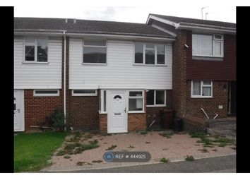 Thumbnail 3 bed terraced house to rent in Megby Close, Gillingham