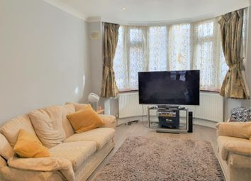 Thumbnail 3 bed semi-detached house to rent in Camrose Avenue, Edgware, Middlesex