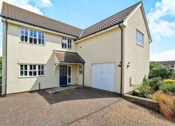 Thumbnail 4 bed detached house for sale in Crossing Road, Palgrave, Diss