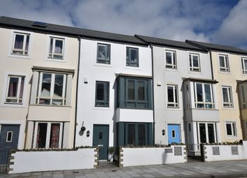 Thumbnail 3 bed terraced house for sale in Kerrier Way, Camborne, Cornwall