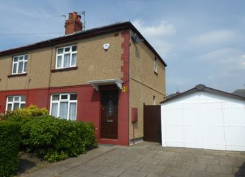 Thumbnail 2 bed semi-detached house for sale in Church Avenue, Denton