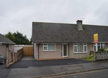 Thumbnail 2 bed semi-detached bungalow for sale in Cherrywood Road, Worle, Weston-Super-Mare