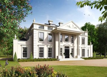 Thumbnail 5 bedroom detached house for sale in Sherbourne Drive, Wentworth, Virginia Water