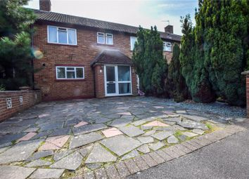 Thumbnail 4 bed terraced house for sale in Roundway, Watford, Hertfordshire