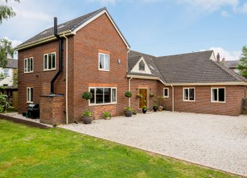 Thumbnail 6 bedroom detached house for sale in Station Road, Methley, Leeds