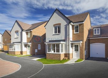 Thumbnail 4 bed detached house for sale in London Road Buntingford, London
