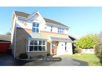 Thumbnail 4 bed detached house to rent in Grifon Road, Chafford Hundred, Grays
