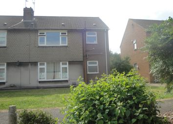 Thumbnail 1 bed maisonette to rent in Alder Close, Shirebrook, Mansfield