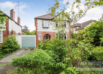 Thumbnail 4 bed detached house for sale in Westmorland Road, Urmston