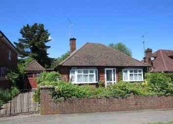 Thumbnail 2 bedroom detached bungalow for sale in West Way, Harpenden, Hertfordshire