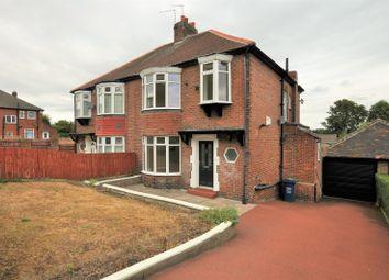 Thumbnail 3 bed property to rent in Fenham Hall Drive, Fenham, Newcastle Upon Tyne